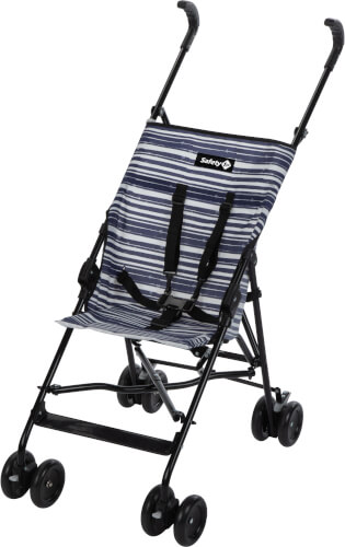 Safety 1st Peps Buggy Blue Lines