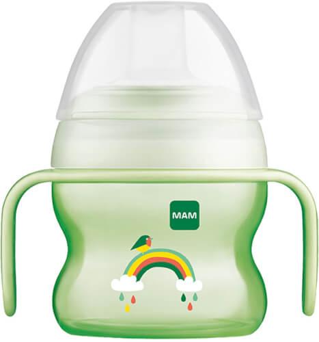 MAM Starter Cup, 150 ml, Regenbogen