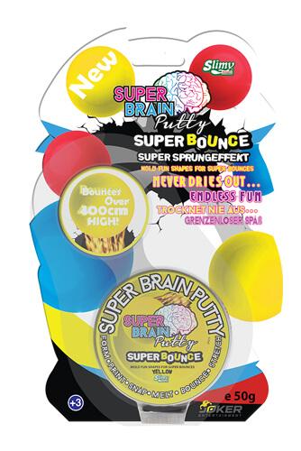 Super Brain Putty - Super Bounce