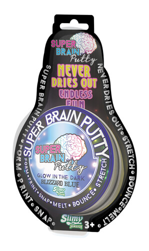 Super Brain Putty,Glow in the dark Series