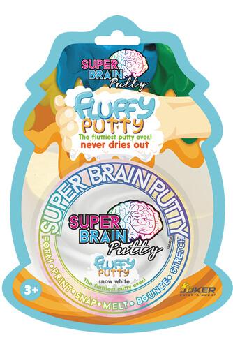 Super Brain Putty - Pluffy Fluffy
