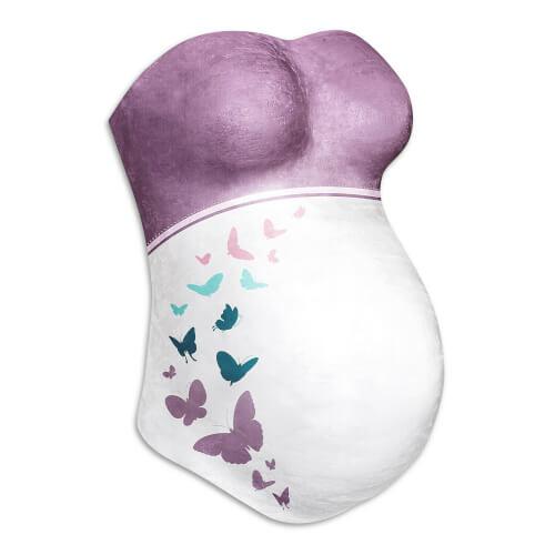 MommyLine Babybauch-Gipsabdruck-Set