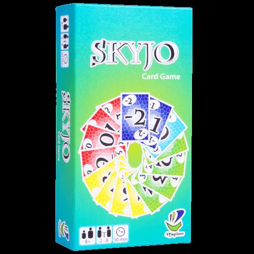 SKYJO - Das unterhaltsame Kartenspiel