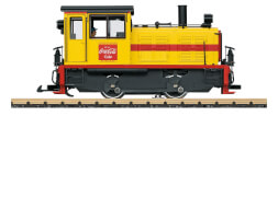 LGB L27631 II Coca Cola Diesellokomotive
