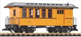 G-Personen-/Packwagen    D&RGW