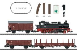 Trix T21532 H0 Analog-Startpackung BR 74 Güterzug DR