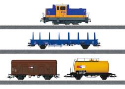 Märklin 29023 H0 Digital-Startpackung Niederländischer Güterzug