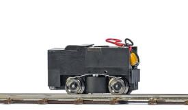 H0-Fahrwerk mit Motor