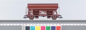 Märklin 46301 H0 Schwenkdachwagen Tds 930 DB AG