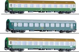 Reisezugwagen Set ''Vindobona Teil 1''