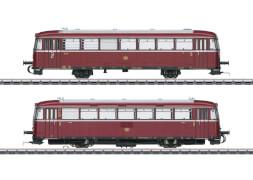 Märklin 39978 H0 Schienenbus VT98+VS98 DB