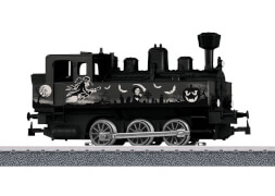 Märklin 36872 H0 Märklin Start up - Dampflokomotive Halloween - Glow in the Dark
