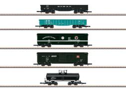 Märklin 82498 Z US Güterwagen-Set