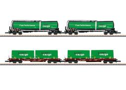 Märklin 82533 Z Güterwagen-Set Green Cargo