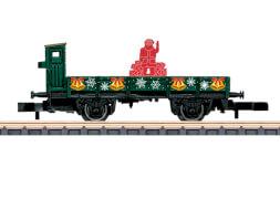 Märklin 80630 Z Weihnachtswagen Spur Z 2020