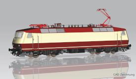 H0 E-Lok BR 120 Vorserie DB IV