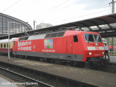 H0 E-Lok BR 120 DB Bahnkompetenz DB AG V