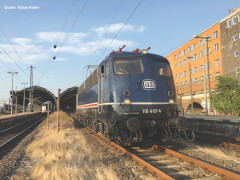 E-Lok 110 469 TRI National Express VI