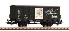Gedeckter Güterwagen G02 ''Collonil'' DB III