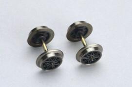 Wechselstromspeichenradsatz (2 Stck.) 11,3mm