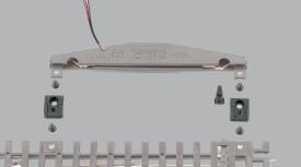 Zurüstsatz Unterflur-Antrieb