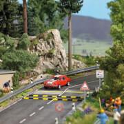 H0 Verkehrsberuhigungs-Set