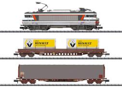Trix T11142 N Startpackung Güterzug Frankreich