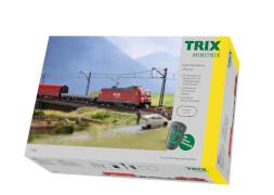 Trix T11145 N Startpackung Güterzug DB AG