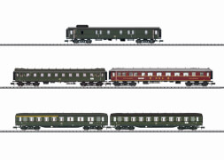 Trix T15680 N Wagen-Set Schnellzug DB