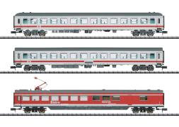 Trix T15887 N Wagen -Set IC 60419 DB AG