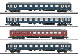 Trix T15132 N Personenwagen-Set MERKUR DB