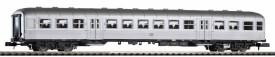 N Personenwagen Silberling 2. Klasse DB