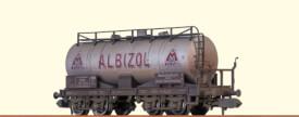 N KEW Albizol DB III gealtert