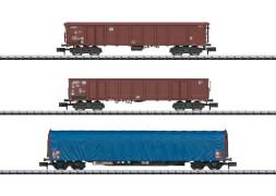 Trix T15869 N Wagenset Gütertransport Bundesbahn