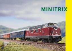 Märklin 19843 MINITRIX Katalog 2019/2020 DE