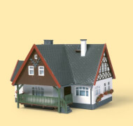 H0/TT Forsthaus