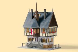 H0/TT Historisches Rathaus