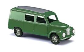 Framo Halbbus grün/hellgrün T