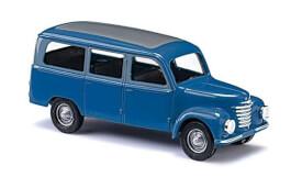 Framo Bus blau/grau TT
