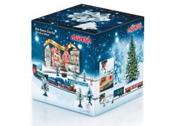 Märklin 81845 Z Weihnachts-Startpackung 230 Volt. Güterzug mit Gleisoval und entsprech