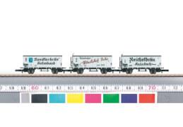 Märklin 86395 Bierwagen-Set