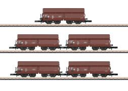 Märklin 82802 Z Schüttgutwagen-Set DR