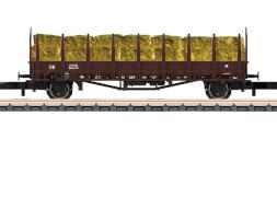Märklin 82130 Z Rungenwagen Rmms 33 (Ulm) DB, III