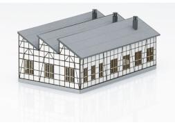Märklin 72709 H0 Bausatz Lokschuppen #Rottweil