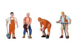 LGB L53003 II Figurenset Arbeiter