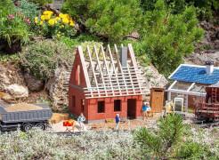 G Einfamilienhaus im Rohbau