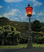 I/G 2 Straßenlampen , braun
