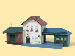 H0 Bahnhof Hohendorf