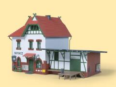 H0 Bahnhof Goyatz