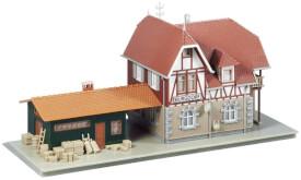 H0 Bahnhof Burgdorf